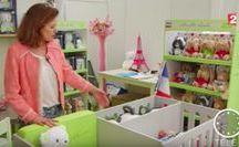 Pioupiou dans la presse ! / Les experts en bébé aiment les produits de Pioupiou & Merveilles. Ils vous en parlent ici :