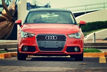 AUDI CARS / by MANGLAM INDUSTRIAL CORP.