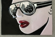 Mounties in the Arts / MSJA Fine Art students use their creativity to create an array of art!