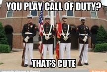 The Corps / Connor's board of all things military...but especially Marine!