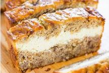 Banana Bread / Banana Bread and Banana-Inspired Goodies! / by Averie Sunshine {Averie Cooks}