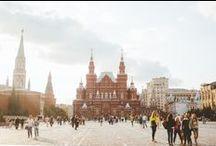 Travel | RUSSIA & UKRAINE