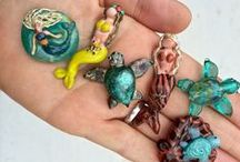 LH Glass Lampwork Beads / Glass Lampwork Beads created by Artist, Lisa Hanna | New beads and jewelry each week at the LH Bead Gallery| Located in historic downtown, Panama City, FL | Find us, and like us on facebook to see latest arrivals and shop our website at LHBeads.com. Call us for more information at (850) 257-5800.