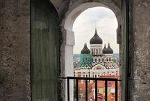 Travel | ESTONIA, LATVIA & LITHUANIA
