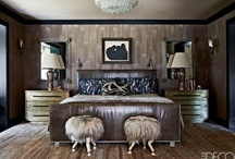 Interior Design: Bedrooms / Bedrooms of all sorts! / by Dayka Robinson