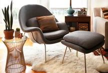 HOME - living rooms / by amy