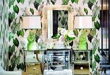 Interior Design: Wallpaper / Fabulous wallpaper