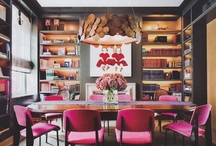 Interior Design: Dining Room/Eat-Ins / Dining rooms, eat-in kitchens, breakfast nooks.