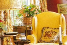 All Things Yellow / by Patti C