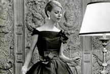 Vintage couture and accessories / by Patti C