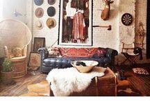 dream home / by Christiina Schlangen