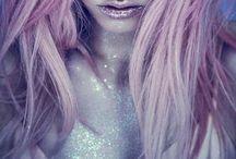hair and makeup / by Christiina Schlangen