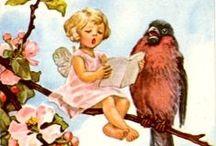 ~Vintage Postcards~