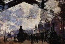 Impressionist painting / by Vicens Tort Arnau