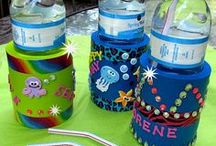 Crafting with kids / Craft ideas for and with kids all year round.
