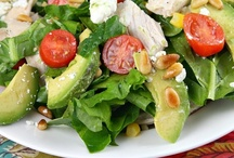 RECIPES - salads / by amy