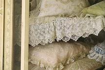 ~Lace, linen~