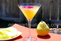 Martinis / Martinis Galore / by Carri Brown