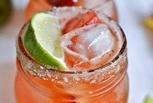 Tequila and Margaritas / Wasting away again  / by Carri Brown