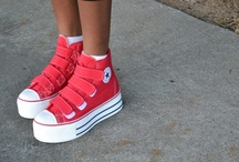 C50 4-Band Red / http://www.maxstarstore.com/sneakers/maxstar-c50-4-velcro-bands-platform-sneakers-red