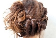 Beautify / I like to pretend I know how to do my hair. / by Carri Brown