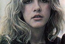 Stevie / My first girl crush. Reminiscing...