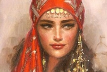 ~Gypsy~Bohemian~ / We are all wonderers on this earth. Our hearts are full of wonder, and our souls are deep with dreams.
