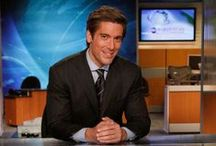 ~David Muir~ / Best News Anchor <3!!
