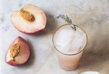 Drink/Delicate / Treat yourself- you don't need an excuse, but we'll give you some of our favorite recipes anyway.