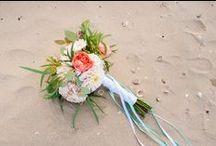 Bruidsboeketten / Zoveel keuze, zoveel kleuren, zoveel bloemen... waar kies jij voor? Wij geven inspiratie bij de keuze voor je bruidsboeket!