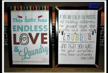 Sort Thru Laundry Room Designed