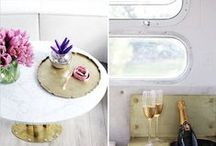 Journelle Road Trip / Taking our love of lace, lingerie + everything lovely, packing it up in our tricked out vintage airstream and hittin' the road.  journelleroadtrip.com  / by Journelle