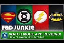 Android App Reviews / by I Use This App