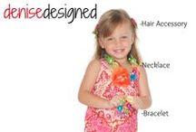 What's Trendy in Children's Fashion Designed