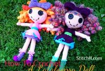 Crochet Patterns  / websites and blogs with free crochet patterns.