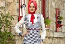 Modest Hijabi Beauties