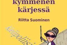 Suomenkieliset kirjat Kobo-kirjakaupassa / Klaava Median julkaisemat suomenkieliset e-kirjat Kobo-kirjakaupassa