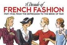 Fashion & Costume Books / While fashions come and go, one thing has remained the same: Dover has always offered fashionistas the lowest prices on works of style, history, design, instruction, costume construction, and more.
