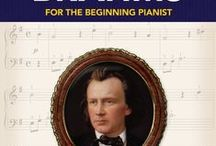 Music For The Beginning Pianist / From Bach To Beethoven and Blues To Ragtime, we've got music to inspire both children and adults alike.  / by Dover Publications