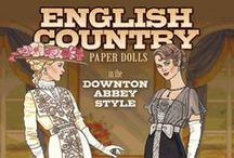 Paper Dolls / by Dover Publications