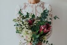 Fall In Love / Autumn Wedding Inspiration / by Journelle