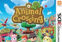 Animal Crossing / The games, from GameCube on out.