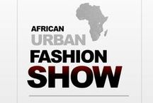 AUFS '15 / African Urban Fashion Show