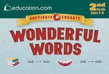 Education Workbooks, Elementary School Grades K-5 / Published by Dover, Education.com workbooks offer thematic content to actively engage children and provide them with fun-filled, memorable learning experiences. Written by teachers and based on subjects educators consider important, these workbooks have been tested by millions of educators and countless hours of classroom use: 1 in 4 U.S. teachers rely on Education.com material. • Subjects include math, reading, science, history/social studies, and writing • Value-priced: Only $7.99 each  / by Dover Publications