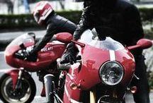 motorcycles / by Tristan Shepherd