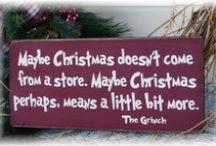 Christmas / by Christina Lubeley