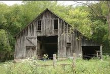Barns, Farms, and Stables / My favorite farm scenes from around the web, showing stables, barns, fences, farmsteads, and farm buildings.