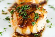 Good Eats -Main Event-Fish /   / by Denise Maruna