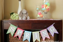 Spring/Easter / by Pam Pilkinton