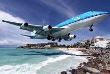 I love St. Maarten Airport  :-)